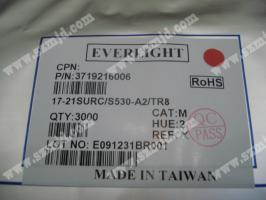 3719216006 LED YELLOW